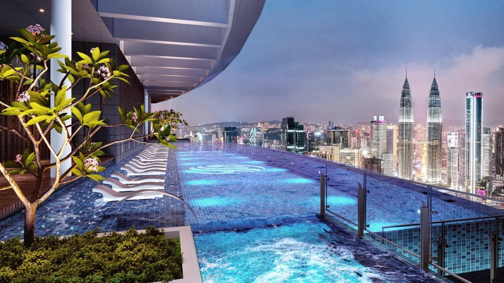 Sky Infinity Pool
